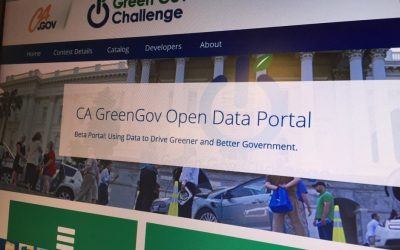 Oct 24-25, 2015 – GreenGov Challenge