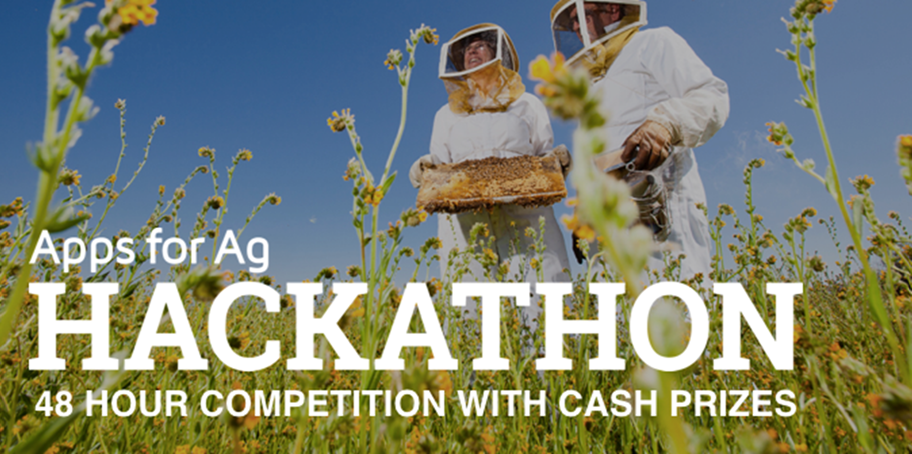 Apps for Ag Hackathon competition