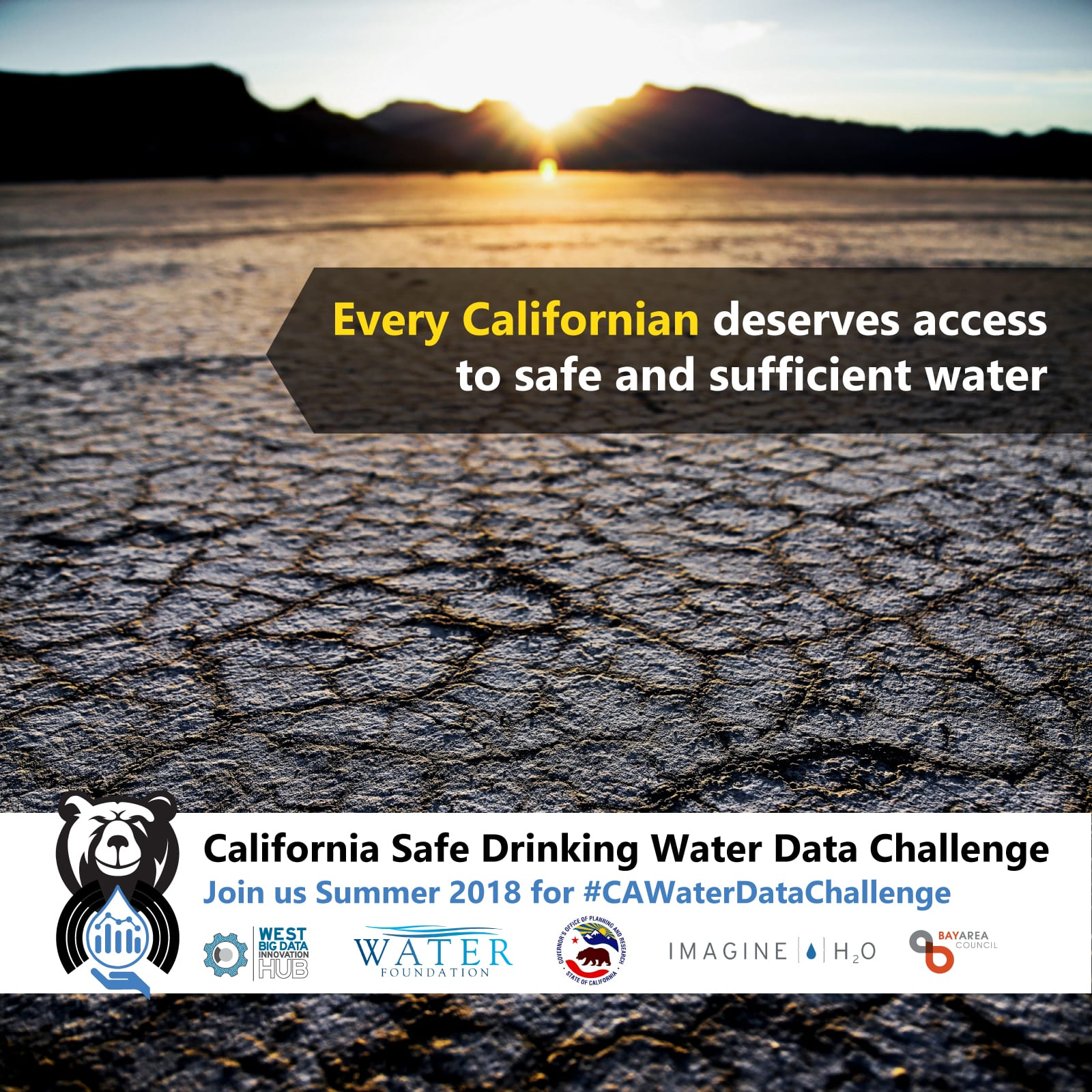 2018 California Safe Drinking Water Data Challenge